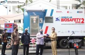 Pemkot Bogor, Pemda Pertama Dapat Hibah Mobile BSL-2