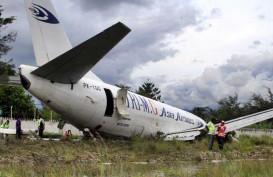 Kecelakaan Pesawat di AS Tertinggi di Dunia, RI Ke-8, Ini Datanya!