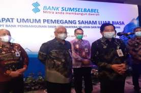 RUPSLB Bank Sumsel Babel Pertahankan Susunan Direksi