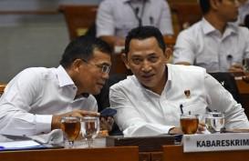 Komjen Listyo Sigit Buka Suara Soal Isu Jadi Calon Kapolri Pilihan Jokowi