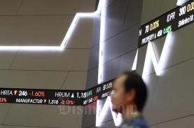 Sektor Perbankan dan Properti Topang Penguatan IHSG…