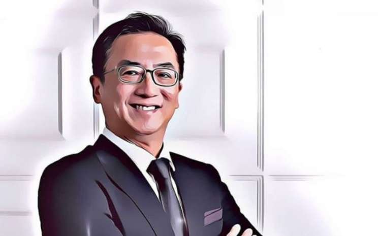 Presiden Komisaris PT Avia Avian Hermanto Tanoko. - Instagram