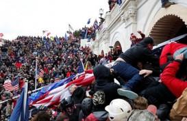 Rusuh Capitol AS: Trump Diam-Diam Salahkah Kelompok Antifa