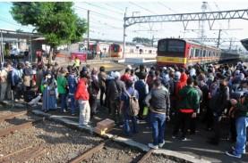 MRT Caplok KCI, Serikat Pekerja Kereta Api: Integrasi…