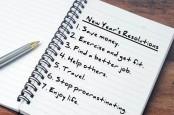 Tips Agar Resolusi Tahun Baru Dapat Tercapai