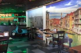 Menikmati Nuansa Homy dan Menu Khas Keluarga Italia…