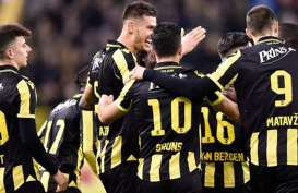 Hasil Liga Belanda : Vitesse Geser PSV & Feyenoord, Samai Nilai Ajax