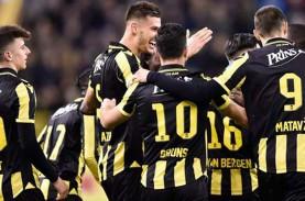 Hasil Liga Belanda : Vitesse Geser PSV & Feyenoord,…