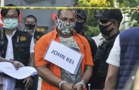 Hari Ini, John Kei Jalani Sidang Perdana Secara Telekonferensi