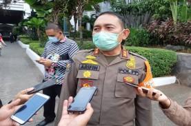 Jakarta PSBB Ketat, Satpol PP DKI Tindak 3.576 Pelanggar…