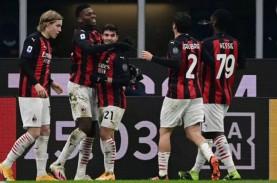 Menang Adu Penalti vs Torino, Milan ke Perempat Final…