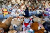 Tak Hanya Manusia, Boneka Beruang pun Menanti Pandemi Covid Usai