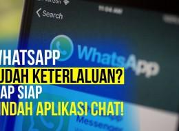 WhatsApp Ubah Kebijakan Privasi, Saatnya Beralih ke Aplikasi Lain?