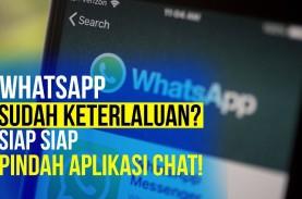WhatsApp Ubah Kebijakan Privasi, Saatnya Beralih ke…