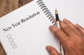 Lima Inspirasi Resolusi di Tahun Baru