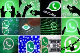 Klarifikasi WhatsApp: Tak Ada yang Bisa Lihat Obrolan…