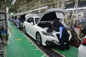 Pasokan Cip Minim, Produsen Mobil Jepang Terpaksa…