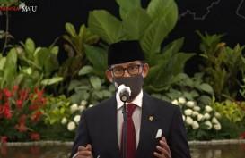 Vaksinasi Perdana Hari Ini, Menparekraf Minta Bali Diprioritaskan