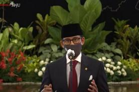 Vaksinasi Perdana Hari Ini, Menparekraf Minta Bali…