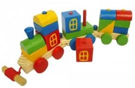Industri Mainan Impor Terpukul Tajam Tahun Lalu