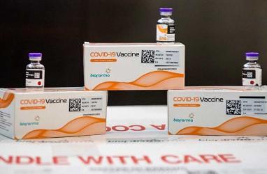 22.840 Vaksin Covid-19 Tahap II Tiba di Pekanbaru
