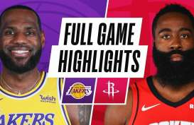 Hasil Lengkap Pertandingan Basket NBA Rabu, 13 Januari 2021