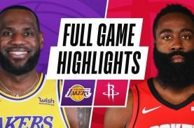 Hasil Lengkap Pertandingan Basket NBA Rabu, 13 Januari…