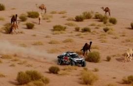 Yazeed Menangi Etape 10 Reli Dakar, Peterhansel Tetap Pimpin Klasemen