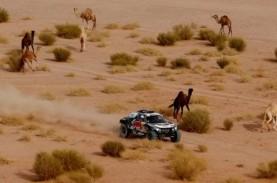 Yazeed Menangi Etape 10 Reli Dakar, Peterhansel Tetap…