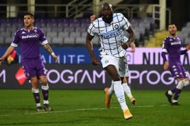 Inter Susul Milan Lolos ke Perempat Final Coppa Italia