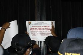 Tim Macan Garuk Pelanggar PPKM di Semarang Barat