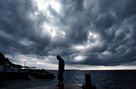 Cuaca Jakarta 14 Januari, Potensi Hujan di Jaksel…