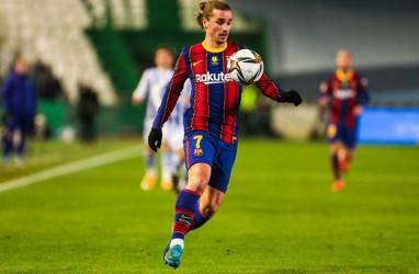 Barcelona ke Final Piala Super Spanyol, Menang Adu Penalti vs Sociedad