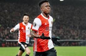 Hasil Liga Belanda : Feyenoord Lengserkan PSV, Samai…