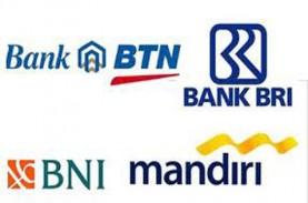 Modal Kokoh, Rasio Dividen Bank BUMN Diramal Tak Banyak…
