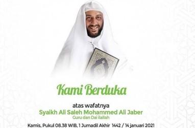 Syekh Ali Jaber Meninggal Dunia, Raffi Ahmad Berduka