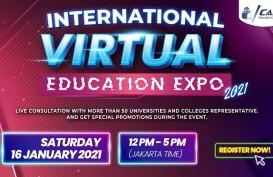 International Virtual Education Expo 2021