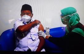 Tensi Darah Turun, Wagub Jabar Akhirnya Lancar Divaksin