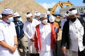 Wah, Anggaran Pembangunan Pelabuhan Sampalan Nusa…
