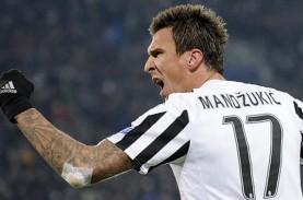 Mantan Penyerang Juventus Mario Mandzukic Merapat…