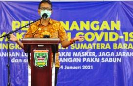 Bukan Gubernur yang Divaksinasi Perdana di Sumbar, Tapi Danrem 032 Wirabraja