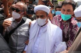 Rizieq Shihab Dipindahkan ke Rutan Bareskrim Polri,…