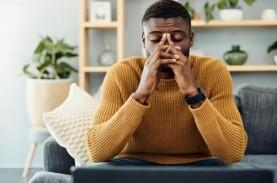 Ini 7 Cara Mengatasi Stres Saat PSBB Ketat
