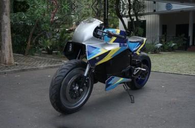 BL-SEV01, Motor Listrik Sportif Buatan Universitas Budi