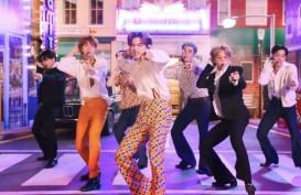 BTS Borong 6 Penghargaan di Gaon Chart Music Awards 2021