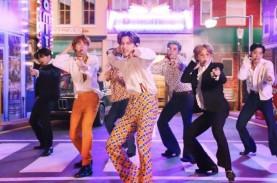 BTS Borong 6 Penghargaan di Gaon Chart Music Awards…