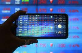 IHSG Koreksi Tipis, Investor Asing Net Buy Rp2,96 Triliun