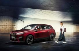 BMW iX Akan Pakai Kunci Digital Ultra-Wideband iPhone