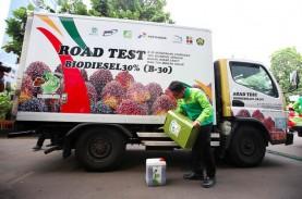 Serapan Biodiesel Tahun Lalu Tidak Mencapai Target