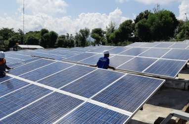 Target Penambahan Kapasitas Pembangkit EBT Tahun Ini 906 MW